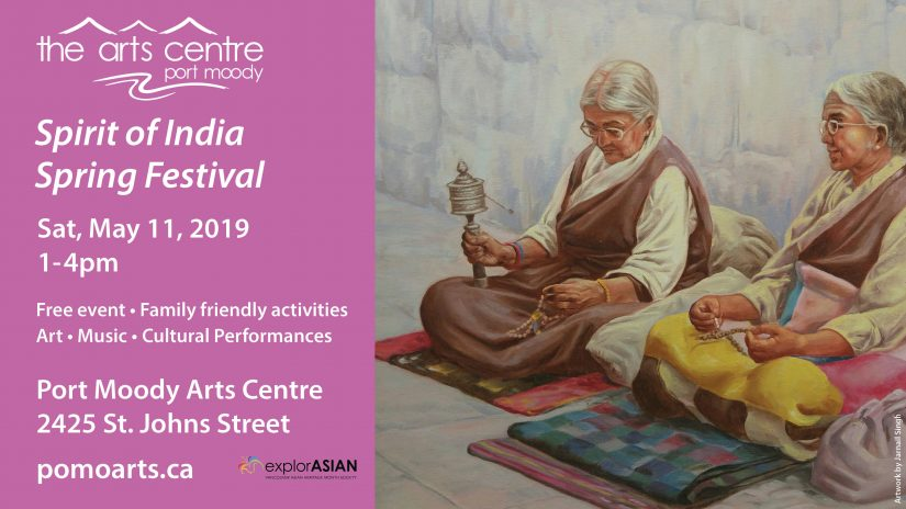 Spirit of India : Spring Festival in Port Moody