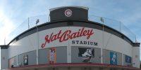 Softball BC Day at Nat Bailey Stadium