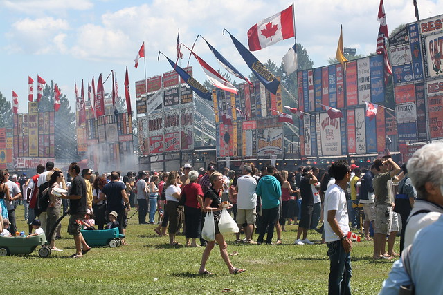 Ribfest in Richmond Hill