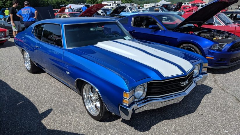 Classics in the Park in Barrie
