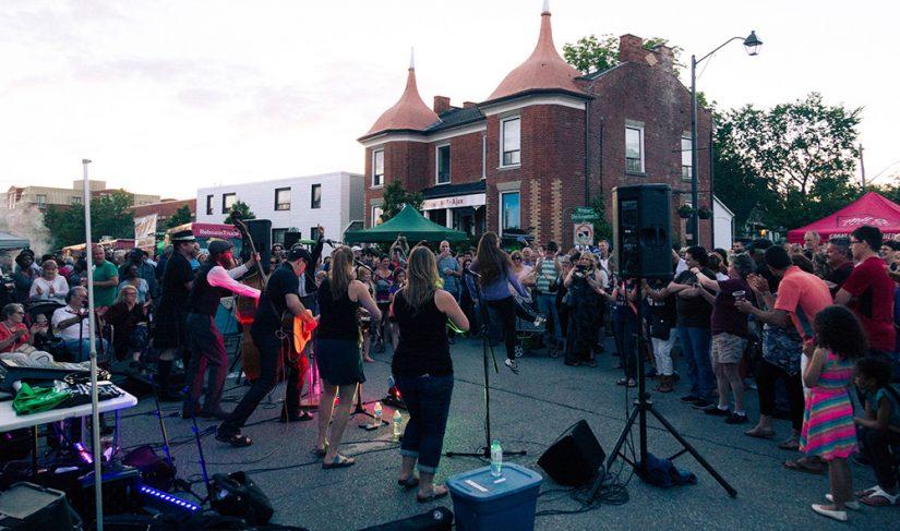 Pickering Village JAM Fest in Pickering