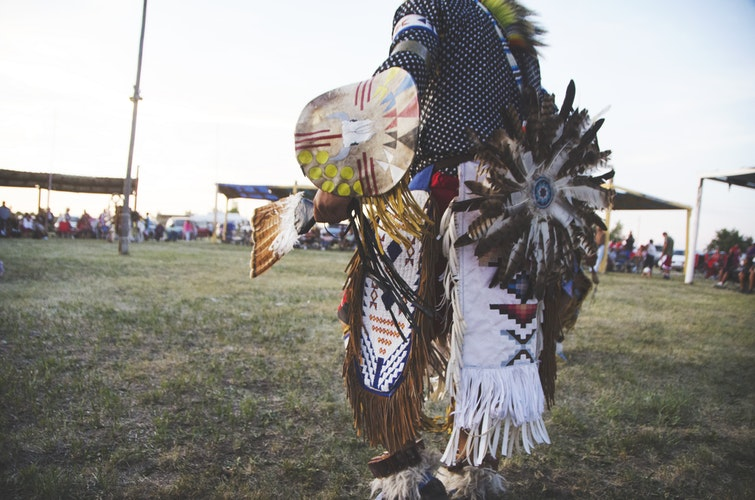 Squamish Nation Youth Powwow in West Vancouver