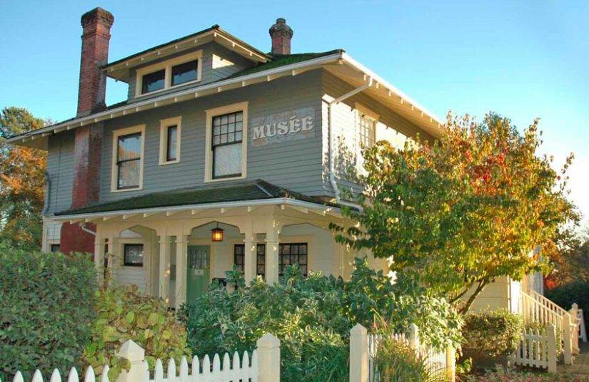 Evenings at Mackin House Museum in Coquitlam