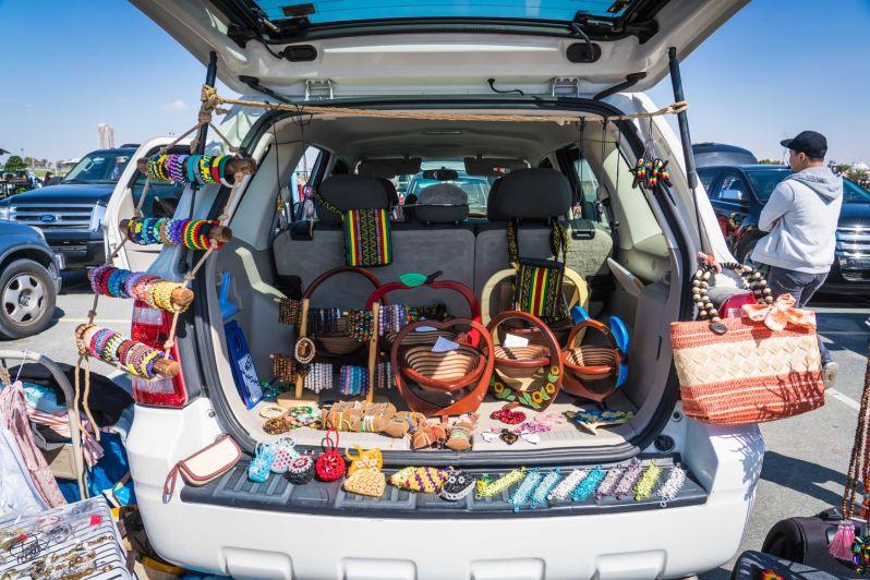 Car Boot Sale in Maple Ridge