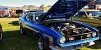 B.C. Custom and Classic Car Show