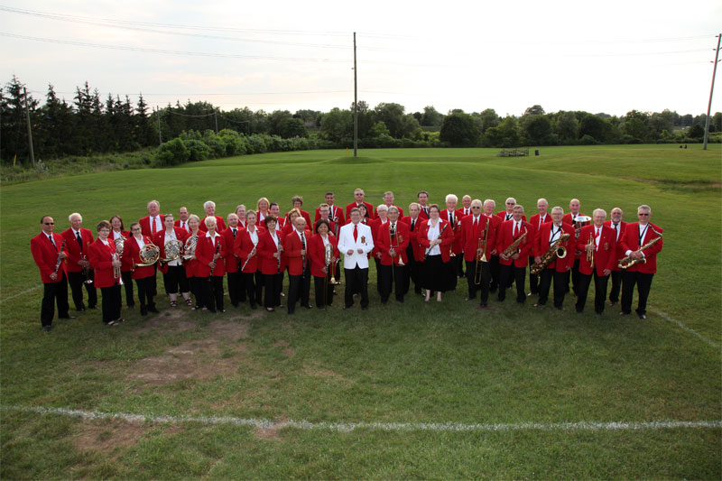 Lake Wilcox Summer Concert Band Series in Richmond Hill