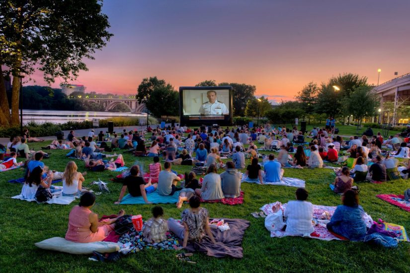 Frankford Summer Movie Series in Trenton