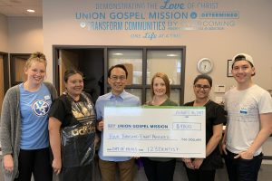 123Dentist donated a day of meals for UGM