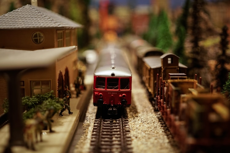 Model Train Show in Brantford