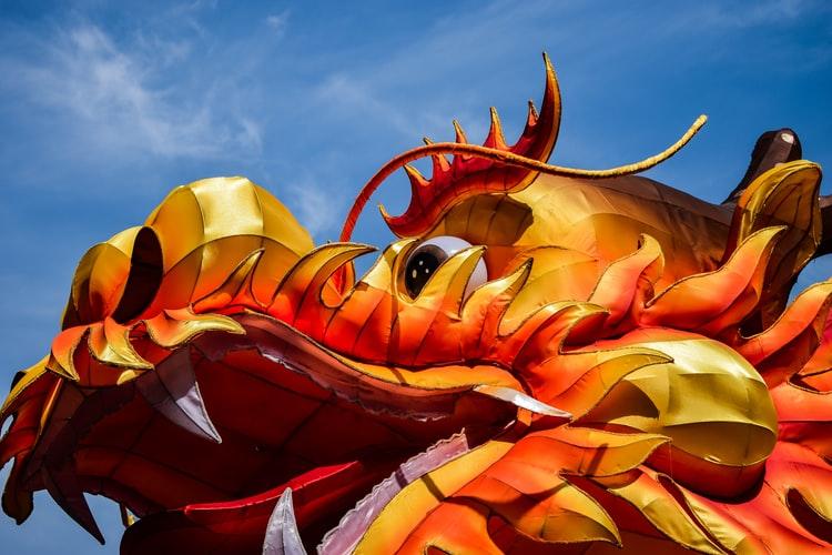 Toronto Dragon Festival in North York