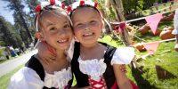 Volksfest Carnival at Oktoberfest