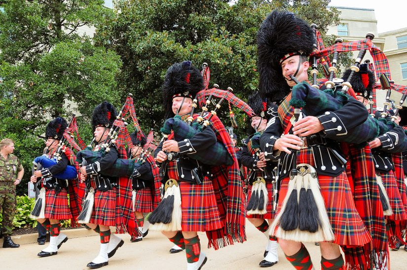 Trenton Scottish Irish Festival in Trenton