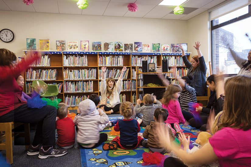 Thanksgiving Special Story Time in Aldergrove