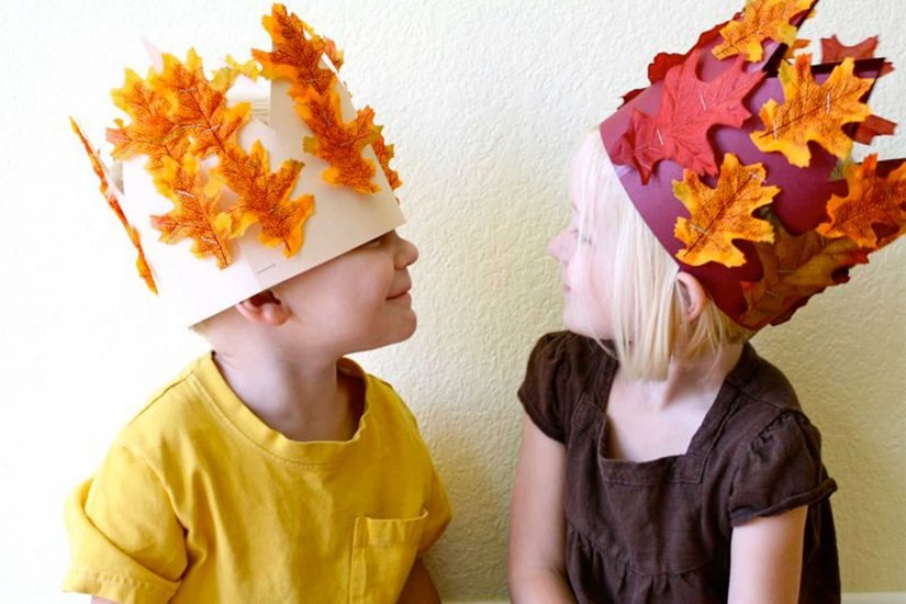 Krafty Kids: Thanksgiving Crafts in Whistler