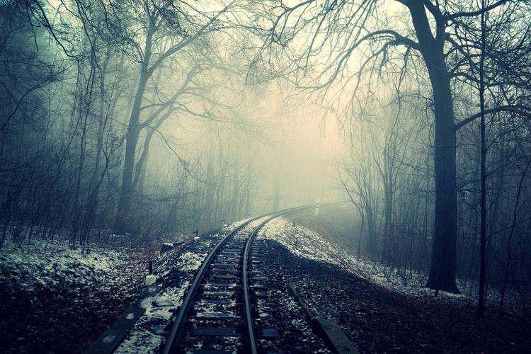 Kettle Valley Halloween Terror Train in Kelowna