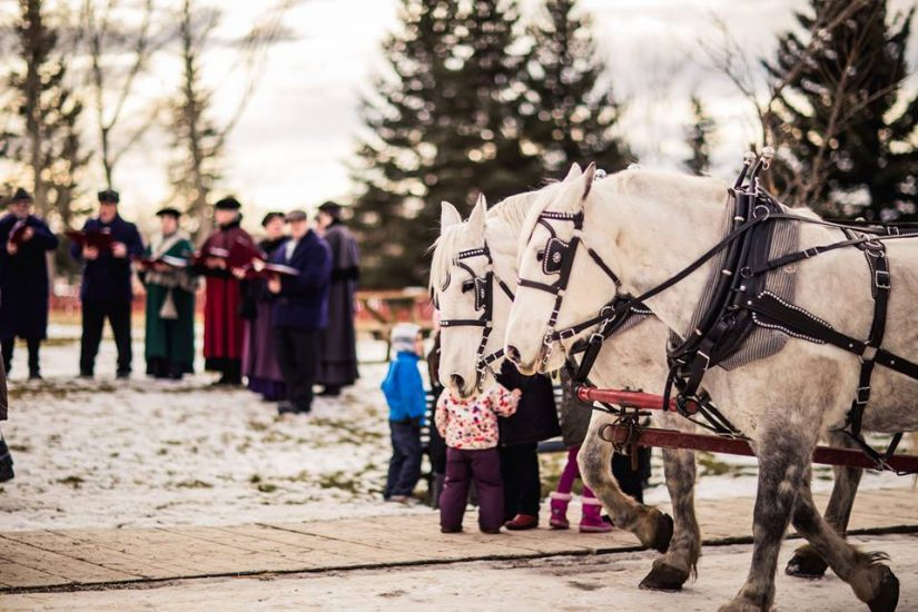 Once Upon a Christmas in Calgary