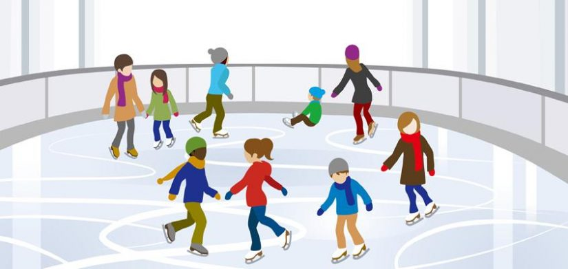 Family Skate Party in Airdrie