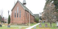 Historic Church Open Door Tuesdays