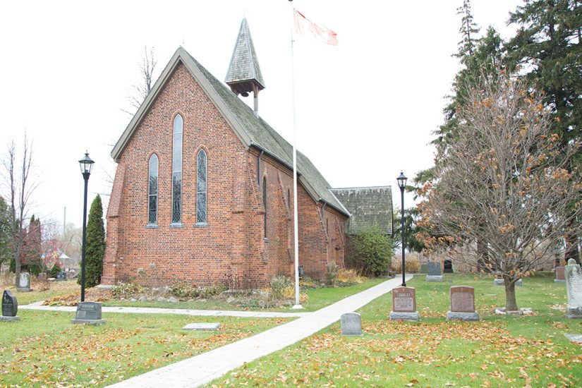 Historic Church Open Door Tuesdays in Pickering