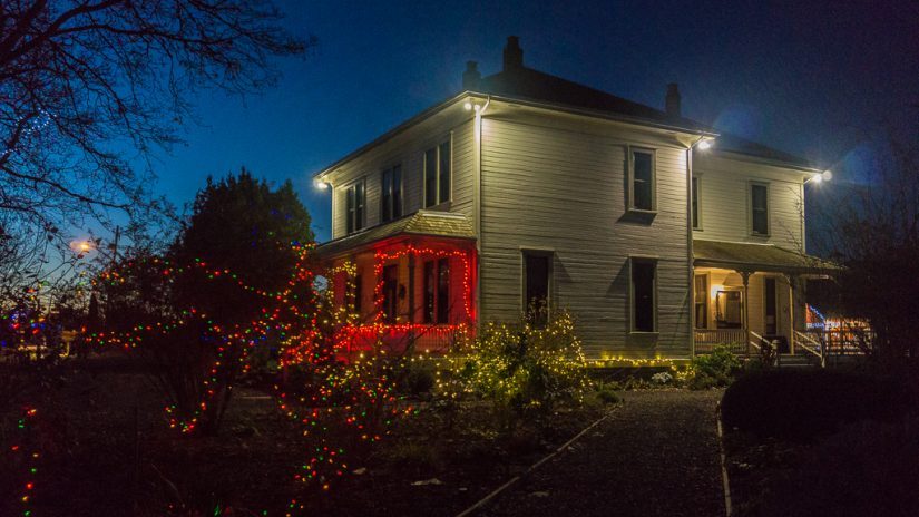 A Victorian Christmas at London Heritage Farm in Richmond