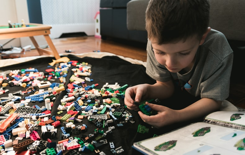 Bricks & Blocks Lego Club in Wainwright