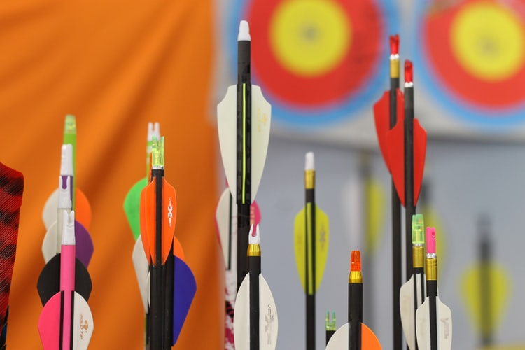 BC's Largest Indoor Archery Competition in Abbotsford