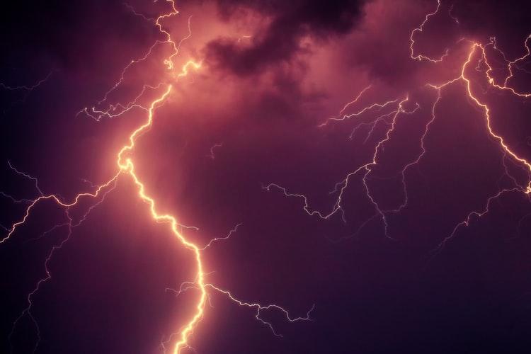 Storm Chasing in Ontario in Hamilton