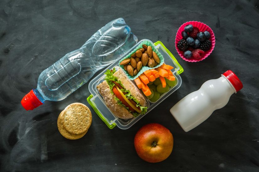 4 Healthy School Lunch Ideas for Kids
