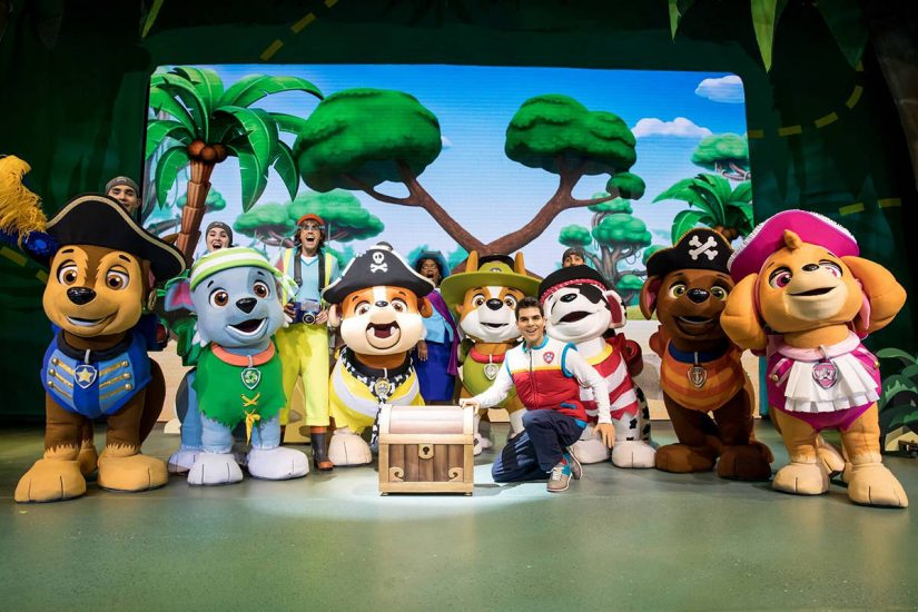PAW Patrol Live! in Vancouver