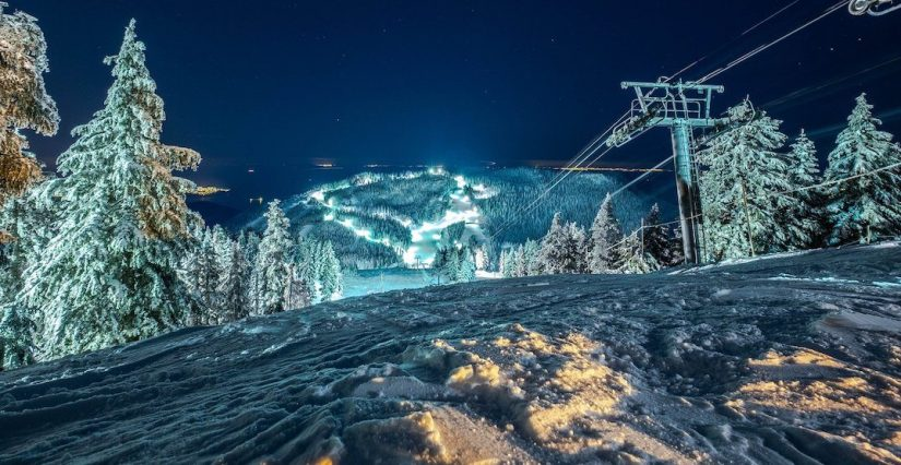 Family Fun Night at Cypress Mountain in West Vancouver