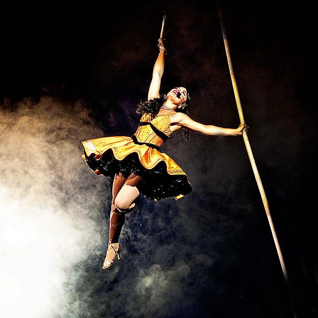 Indigo Circus in Airdrie
