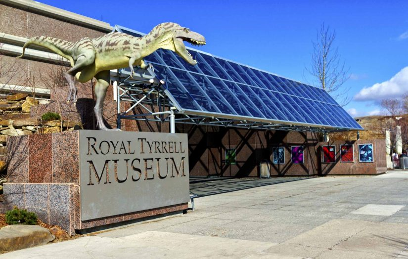 Family Day Weekend at Royal Tyrrell Museum in Drumheller