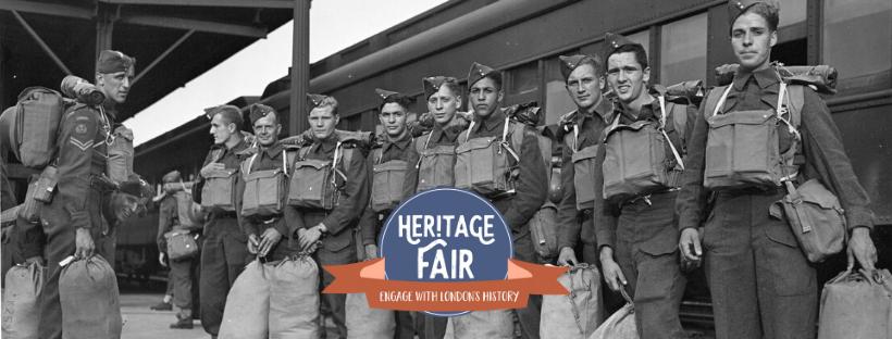 Heritage Fair in London
