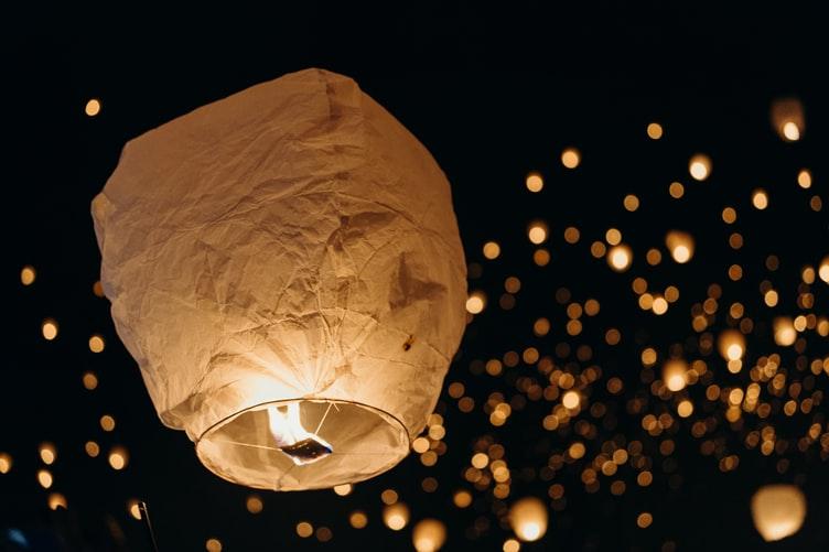 Festival of Light and Lantern Parade in Maple Ridge