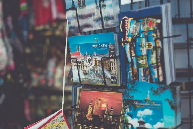 Toronto Postcard Club Show in North York