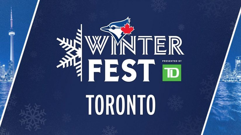 Toronto Blue Jays WinterFest in Scarborough
