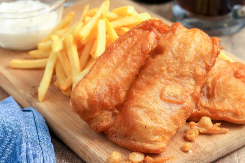 Fish Fry Dinner in Stoney Creek