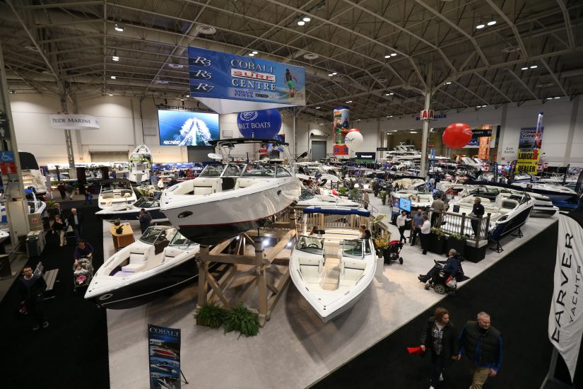 Toronto International Boat Show in Toronto