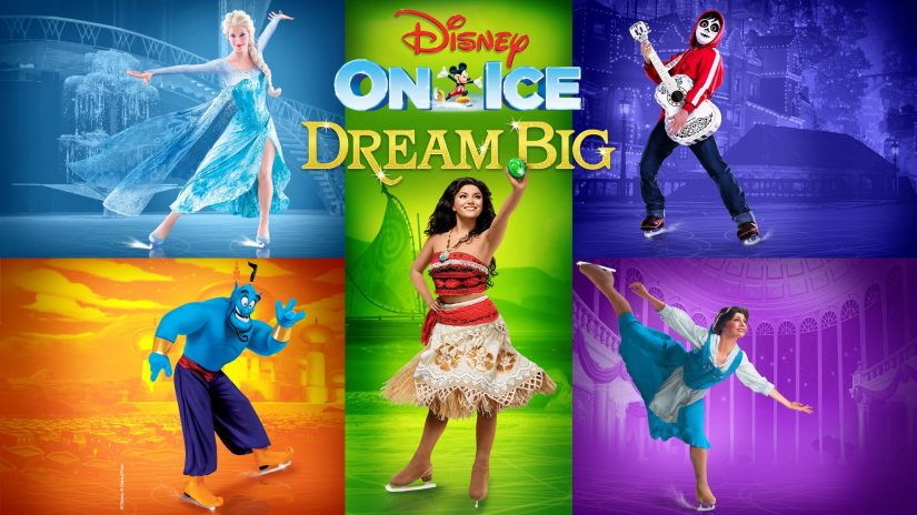 Disney On Ice: Dream Big! in Toronto