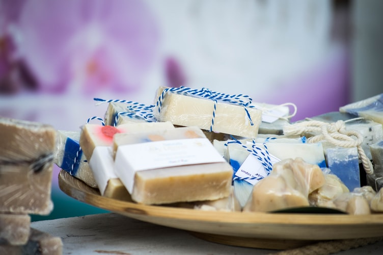 Soap Making Drop-in in New Westminster