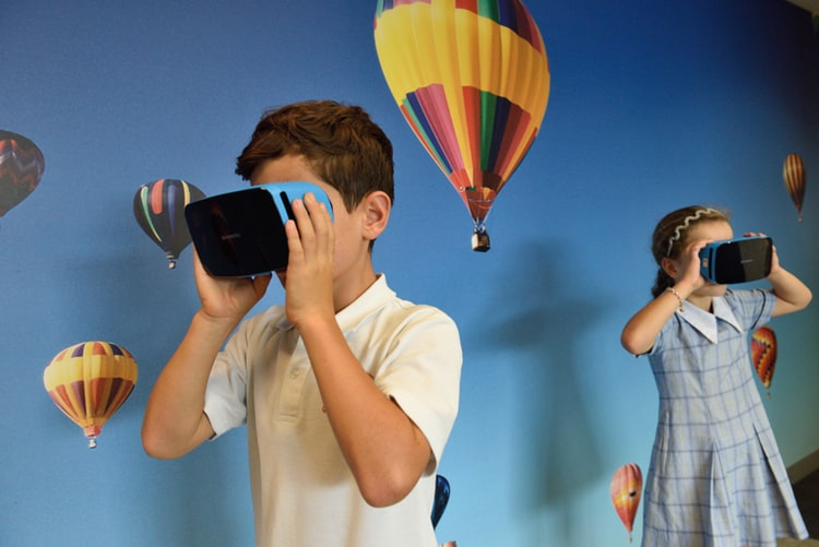 Spring Break Virtual Reality in Port Coquitlam
