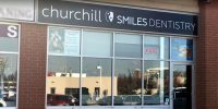 Dentists - Churchill Smiles