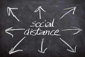 Social Distancing explained