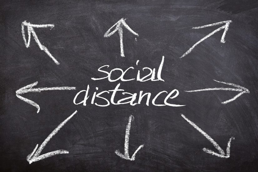 The What, Why, and When for Social Distancing