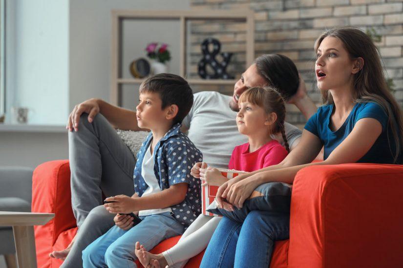 Top 10 Family Movie Marathons