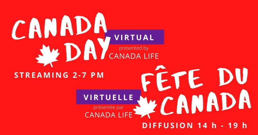 Canada Day at The Forks – Virtual! in Winnipeg