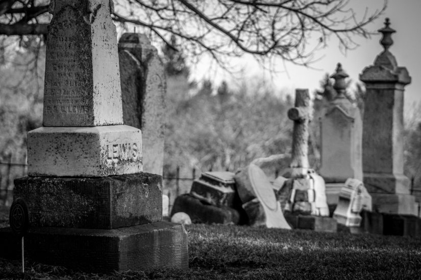 Grave Tales in Langley