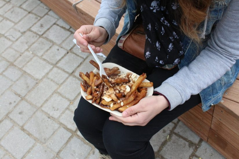 Ottawa Poutine Fest in Russell
