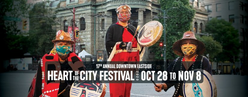 Heart of the City Festival in Vancouver