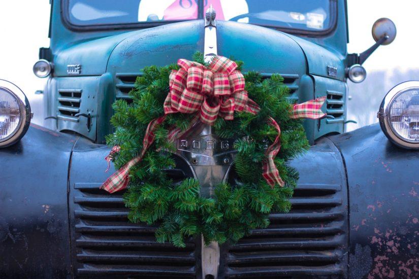 Santa's Workshop Drive-Thru in Richmond Hill